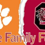 The Family Fued in Mount Pleasant over Clemson & Carolina