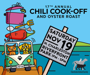 17th Annual Chili Cook-off & Oyster Roast