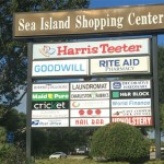 The Sea Island Shopping Center: A Central Hub on Coleman