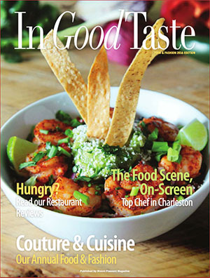 In Good Taste, presented by Mount Pleasant Magazine