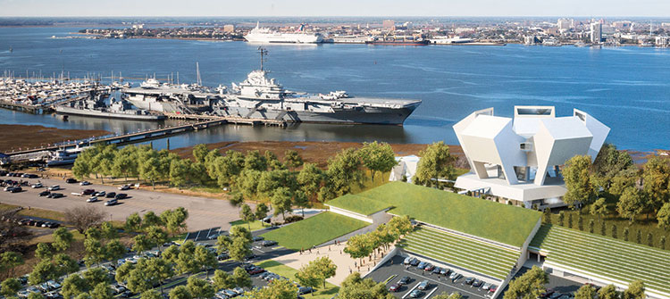 Future Museum will honor our nation's heroes