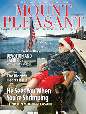 Mount Pleasant November/December 2016 Edition - Magazine Online Green Edition