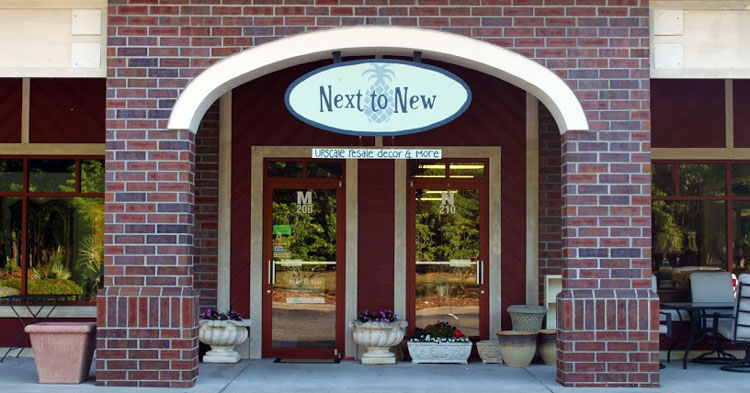 A Local Favorite for Furnishings, Next to New