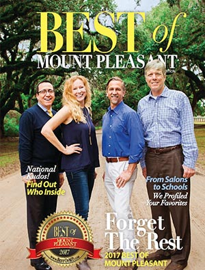 Best of Mount Pleasant 2017 Magazine Cover