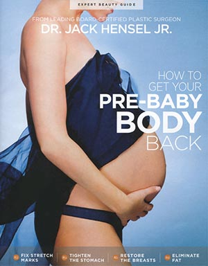 How to Get Your Pre-BabyBody Back, Online Edition