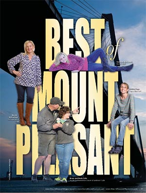 Best of Mount Pleasant 2014 Magazine Cover