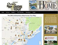 ECON Website: Charleston New Homes Tour
