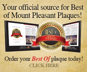 Your official source for Mount Pleasant Magazine's Best of Mount Pleasant plaques