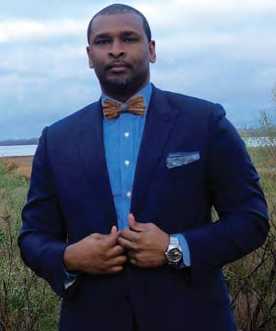 Photo of Dr. Rahn Ravenell of Coastal Podiatry