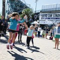 Volvo Car Open offers more than tennis
