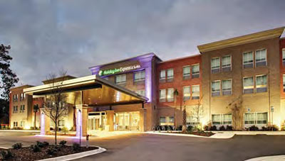 Holiday Inn Express North East Mount Pleasant