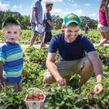 2017 Lowcountry Strawberry Festival at Boone Hall Plantation