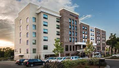 SpringHill Suites, Mount Pleasant
