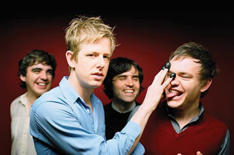 Spoon coming to the Music Farm