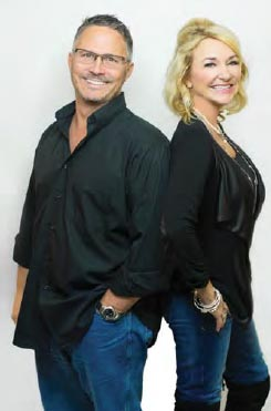 Dr Jack Hensel of Lowcountry Plastic Surgery Center,  Michele Hensel of Lowcountry Beauty and Wellness Spa