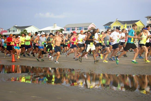 IOP Beach Run 2017 @ IOP Front Beach, behind the Windjammer | Isle of Palms | South Carolina | United States