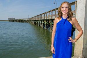 Lowcountry Live Host Erin Kienzle