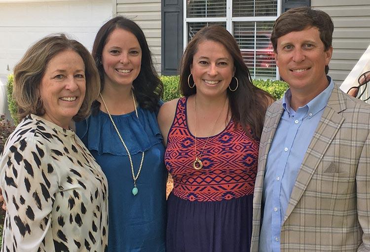 Mount Pleasant's Favorite Moms - Elizabeth Colbert-Busch's family