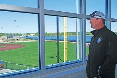 Stan Kowalski will head up the staff at Shipyard Park