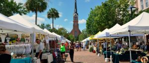 Charleston Farmers Market @ Marion Square | Charleston | South Carolina | United States
