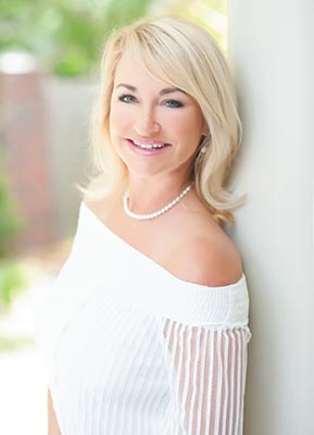 Michele Hensel of Lowcountry Beauty and Wellness Spa