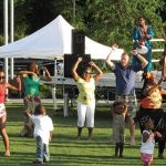 The Sweetgrass Cultural Arts Festival Association: Teaching the Next Generation
