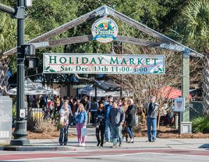 Holiday Farmers Market & Craft Show @ Mount Pleasant Farmers Market Pavilion | Mount Pleasant | South Carolina | United States