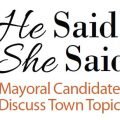 2017 Mayoral Candidates Discuss Town Topics