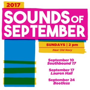 Sounds of September @ Mount Pleasant Towne Centre | Mount Pleasant | South Carolina | United States