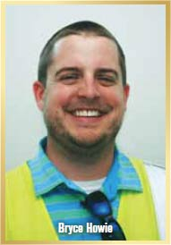 McKnight Construction Company - Field Project Manager Bryce Howie