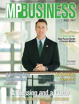 Mount Pleasant Business Magazine, Spring/Summer 2017
