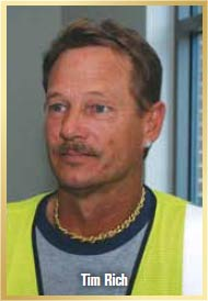 McKnight Construction Company - Project Superintendent Tim Rich