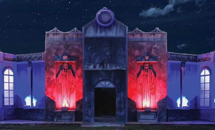 Fright Night is Back at Boone Hall Plantation
