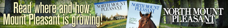 North Mount Pleasant Read Now banner