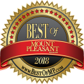 Best of Mount Pleasant 2018 logo