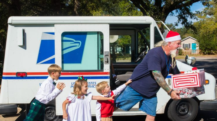 Special Delivery! – Local Couriers on Holiday Routes
