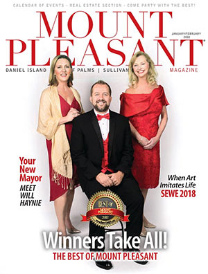 Mount Pleasant Magazine Best Of Mount Pleasant Edition 2017