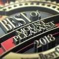 2018 Best of Mount Pleasant 3D logo