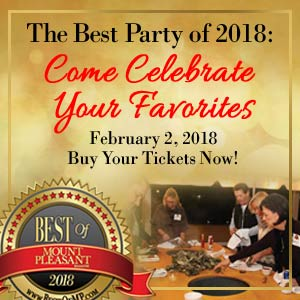 2018 Best of Mount Pleasant Party Tickets