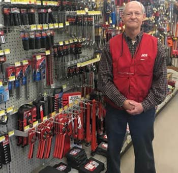 John Royall Owner, Royall Ace Hardware