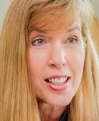 Mount Pleasant Councilwoman Kathy Landing