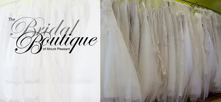 Bridal Boutique of Mount Pleasant: The Highlight of Every Bride's Experience