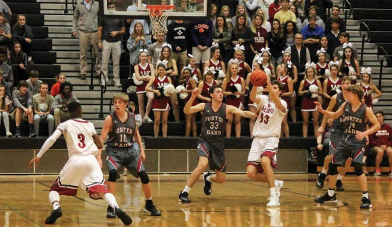 Wando Warriors Basketball