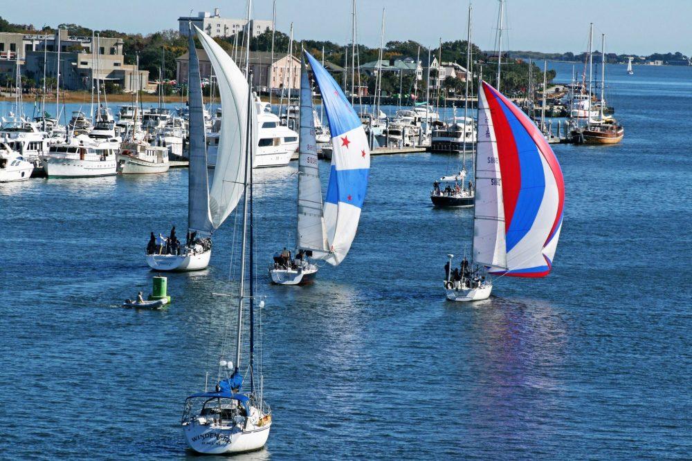 Charleston, SC sailing