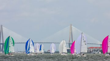 Set Apart from the Rest of the Sailing World – 2018 Sperry Charleston Race Week