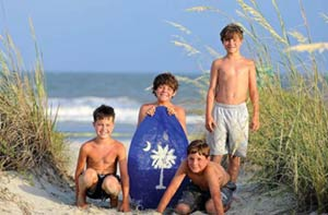 Thomas family memories in Isle of Palms, SC #1