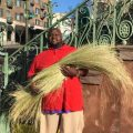 Corey Alston, Sweetgrass Baskets