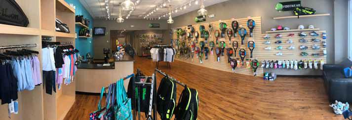 Holy City Tennis Shop