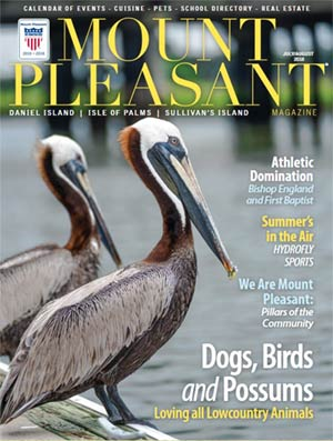 Mount Pleasant Jul/Aug 2018 Edition - Magazine Online Green Edition