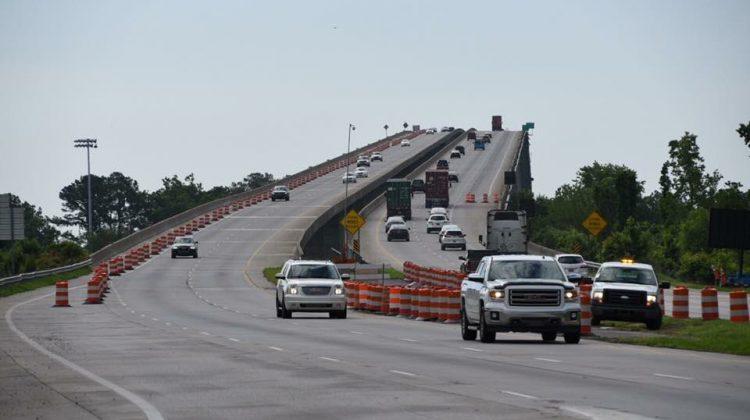 James B. Edwards Bridge: Negate the Wait